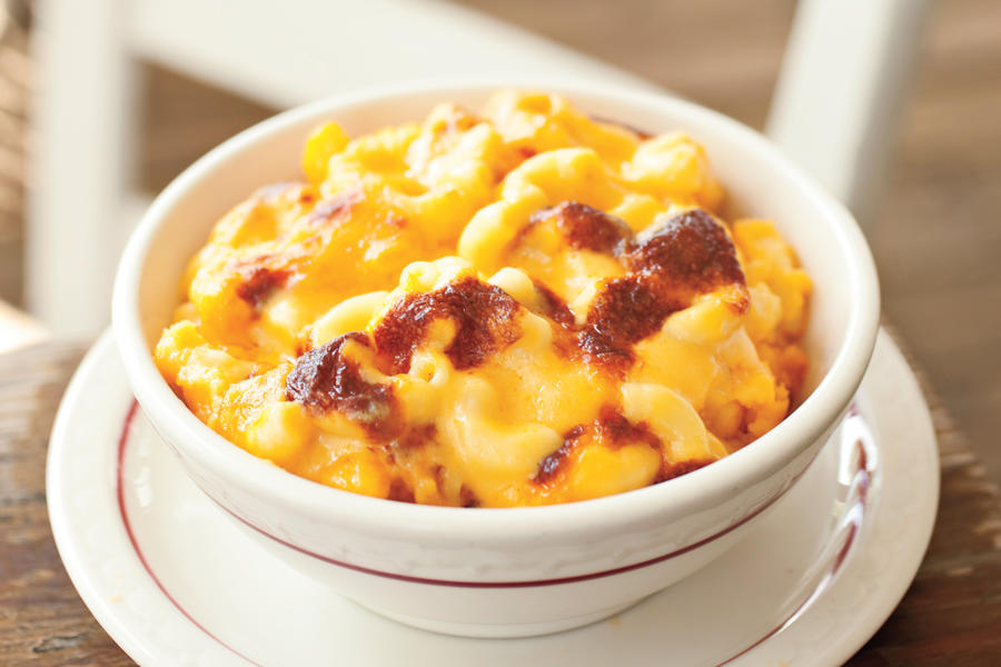 Southern Diner Restaurants: Community Nurse Macaroni and Cheese