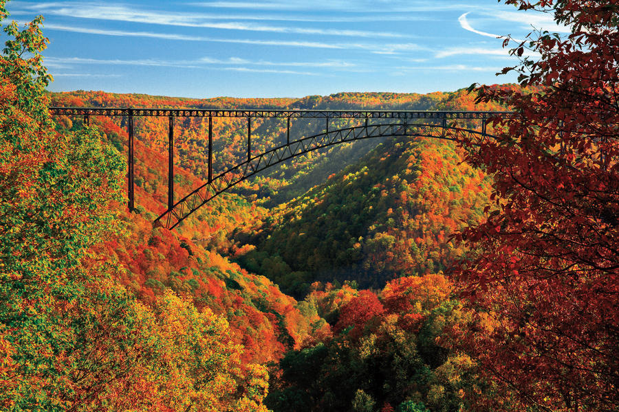 New River Gorge, West Virginia