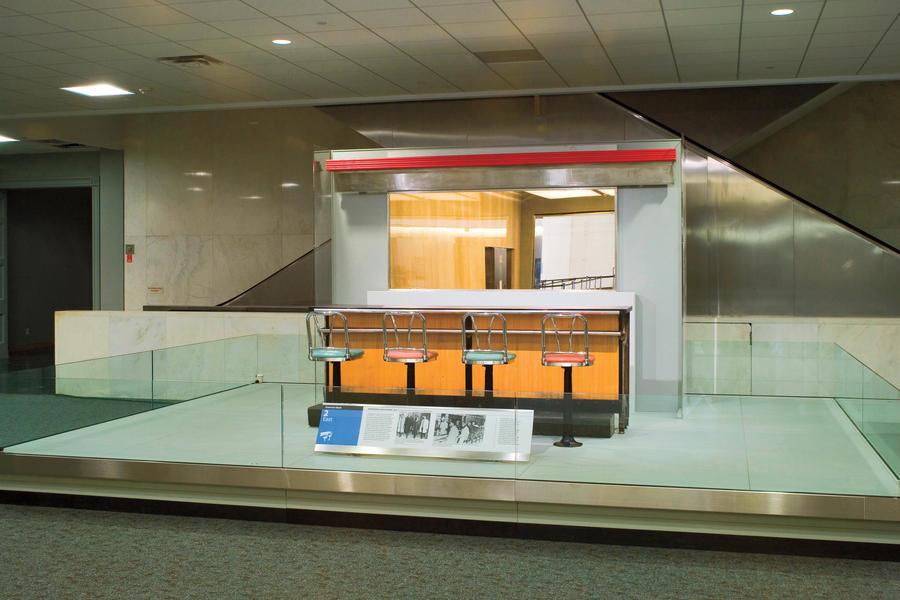 National Museum of American History Top Sites: Greensboro Lunch Counter