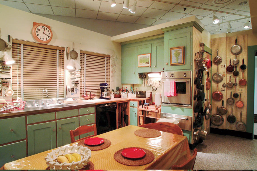 National Museum of American History Top Sites: Julia Child's Kitchen