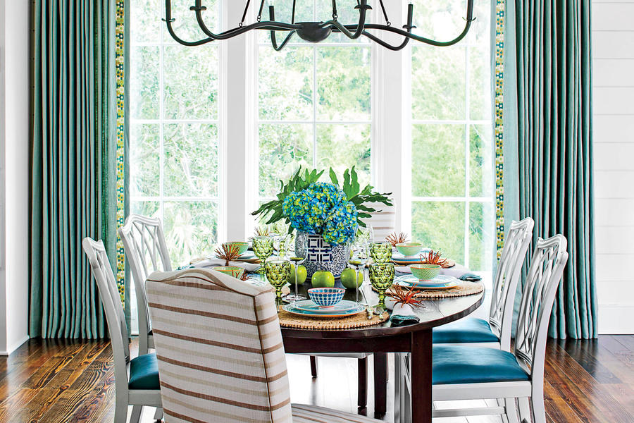 House Decorating Themes Part - 39: Stylish Dining Room Decorating Ideas Southern Living With House Decorating  Themes.