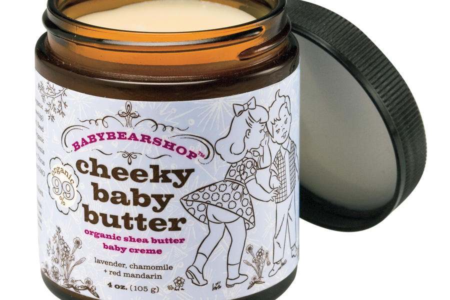 Cheeky Baby Butter