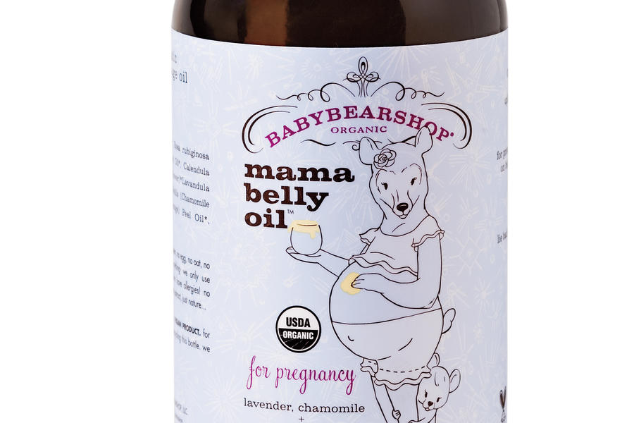 Mama Belly Oil