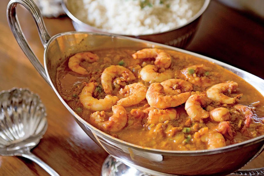 Shrimp malacca with rice may 2016 recipes southern living Bhg recipes may 2016