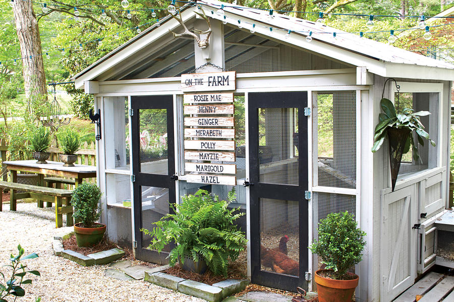 Chicken Coops   Southern Living
