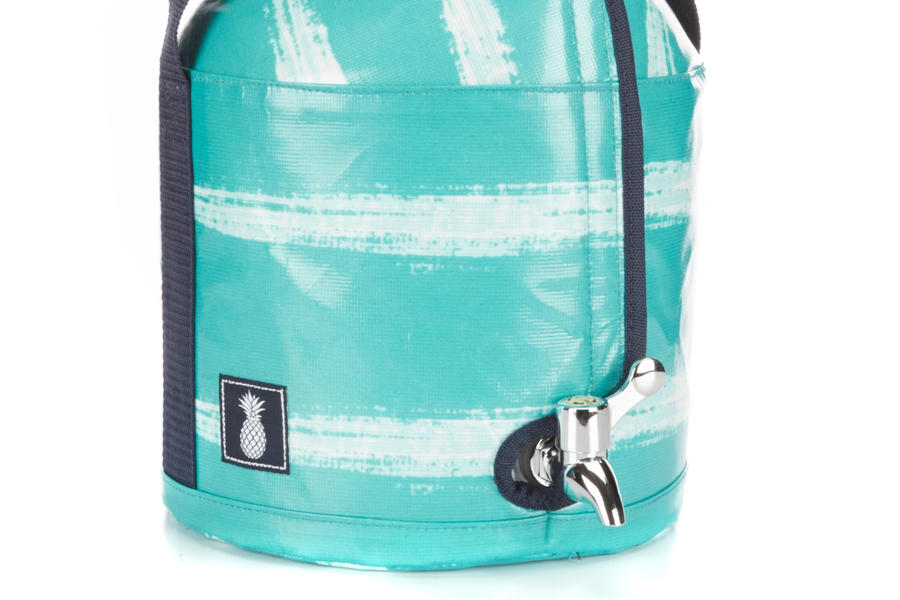 Southern Living 2-Gallon Hydration Jug with Insulated Wrap