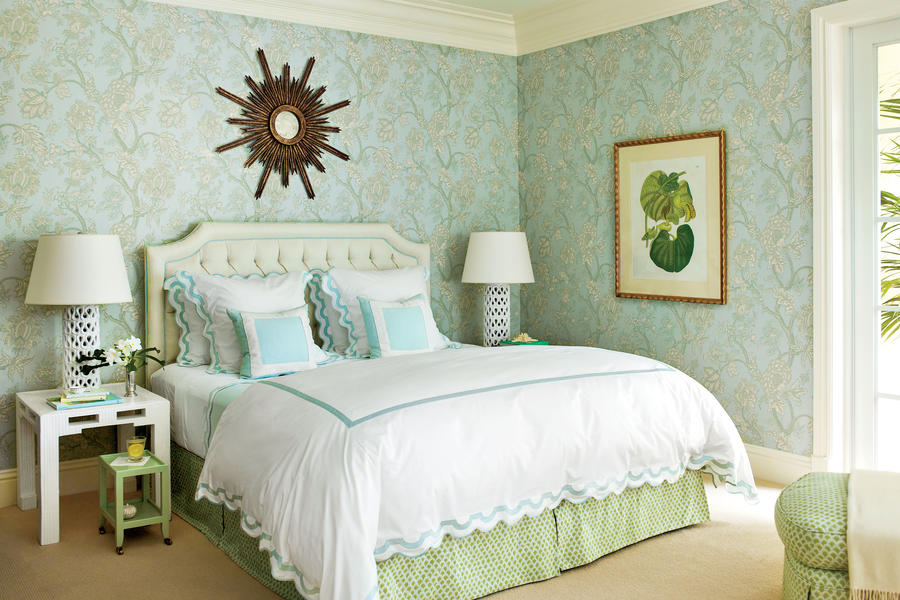 make it cozy beautiful blue bedrooms southern living
