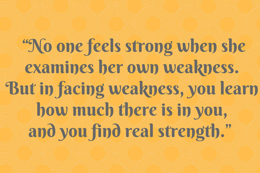 Pat Summitt on Weakness