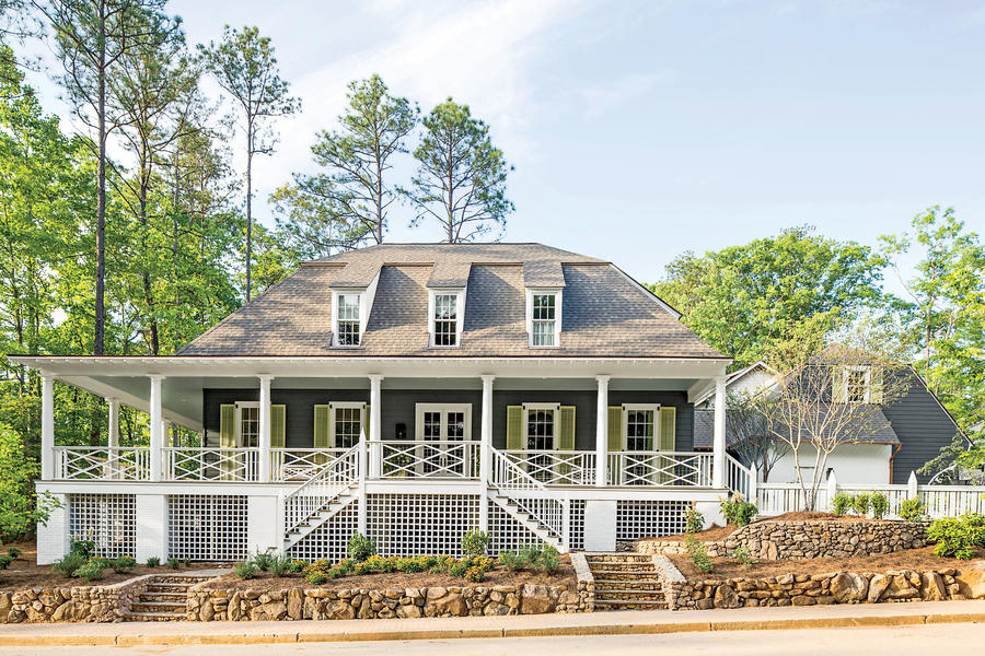 The 2016 idea house southern living for Home exterior planner