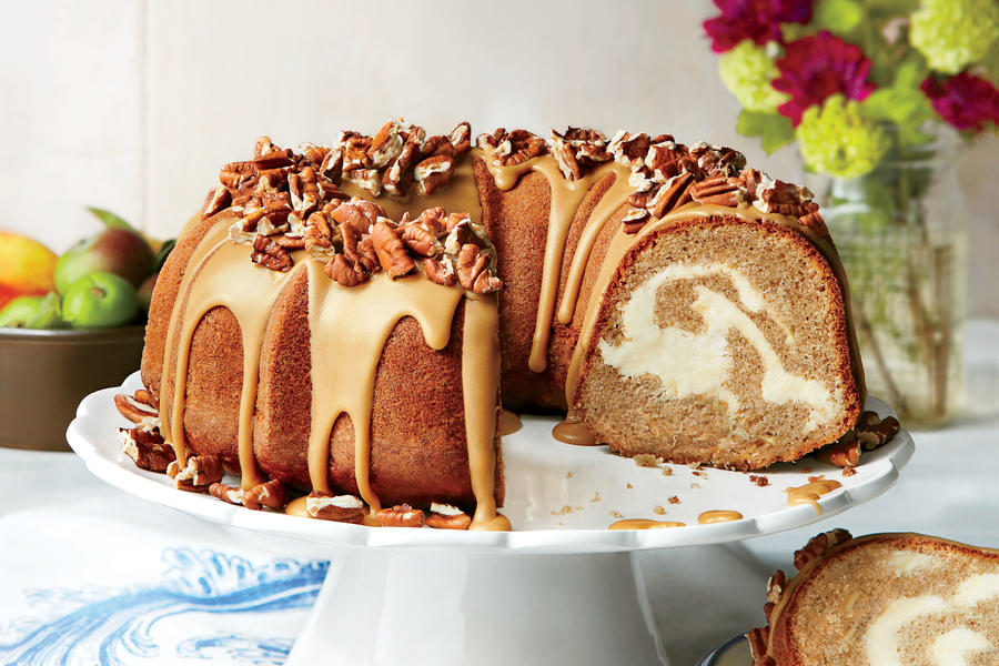 Apple-Spice Bundt Cake