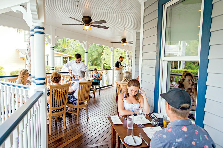 Preserved Restaurant St Augustine Fl The South 39 S Best New Restaurants 2016 Southern Living