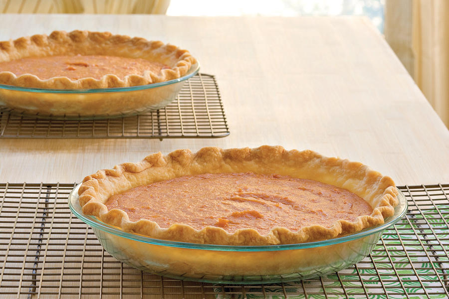 Sweet Potato Pie - Old-Fashioned Pies & Cobblers Recipes ...