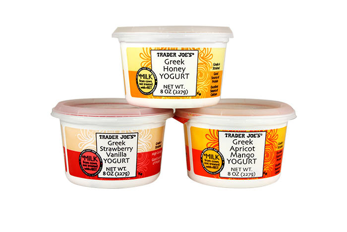 Trader Joe's Whole Milk Greek Yogurt