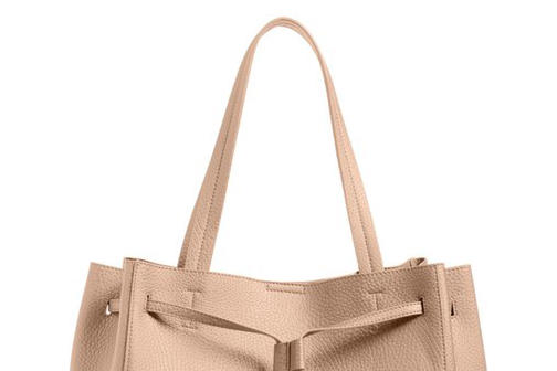 BP. Faux Leather Drawstring Tote