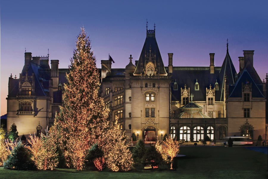 Biltmore Estate at Christmas