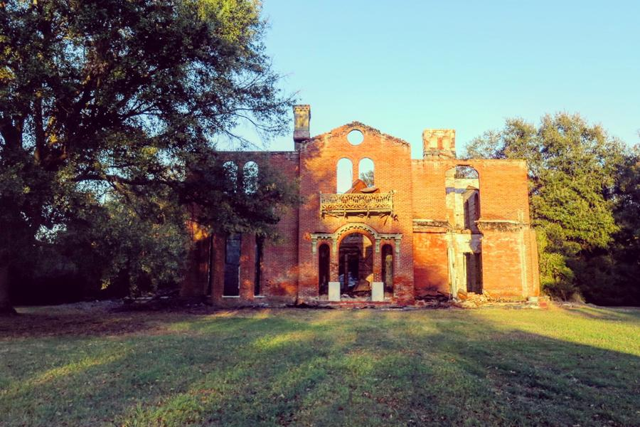 Ruins of Mount Holly