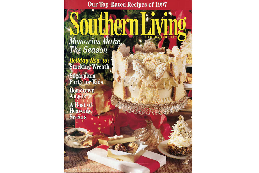 Every Southern Living White Cake Cover Southern Living