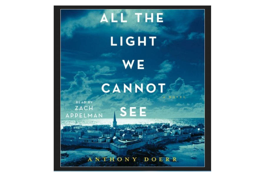 All the Light We Cannot See by Anthony Doerr Audiobook