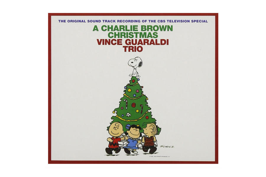 A Charlie Brown Christmas CD