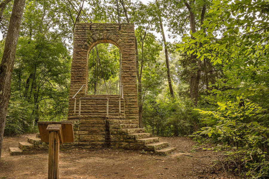 Southern Campgrounds Tishomingo State Park, MS