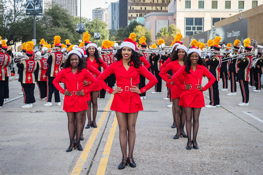 New Orleans Bayou Classic Thanksgiving Day Parade