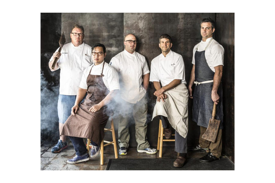 Chris Shepherd and the HOUBBQ Collective