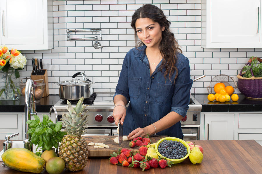 Camila Alves Target Holiday Tablescapes