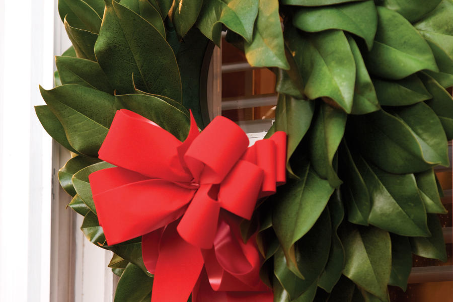 Hanging Your Wreath