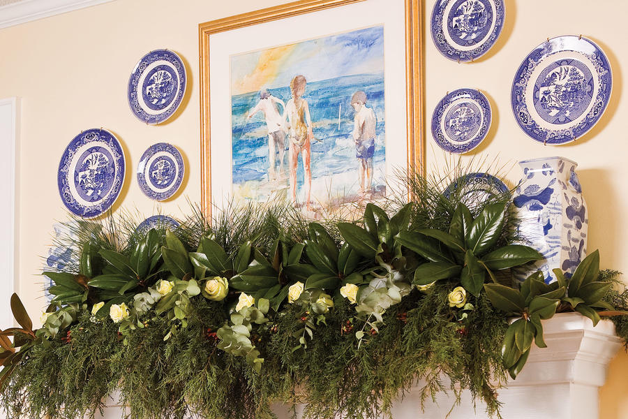 Make the Most of the Mantel