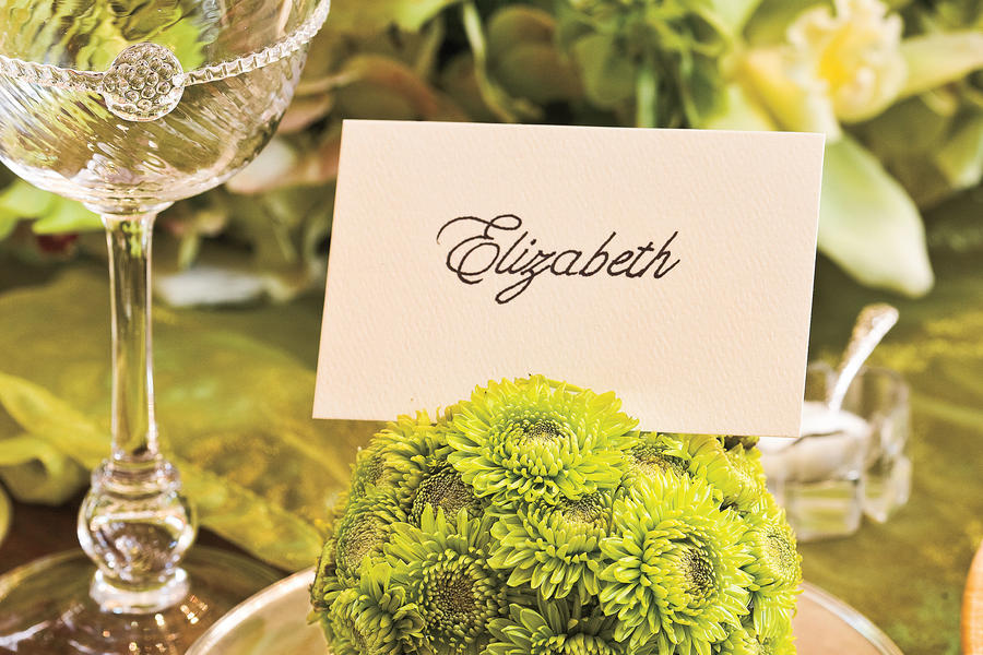 Perfect Place Cards