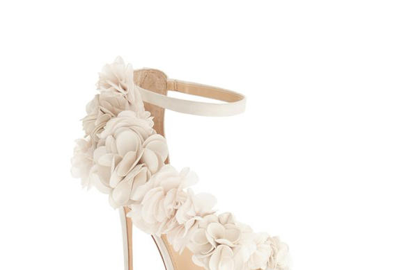 Imagine by Vince Camuto Daphne Floral Ankle Strap