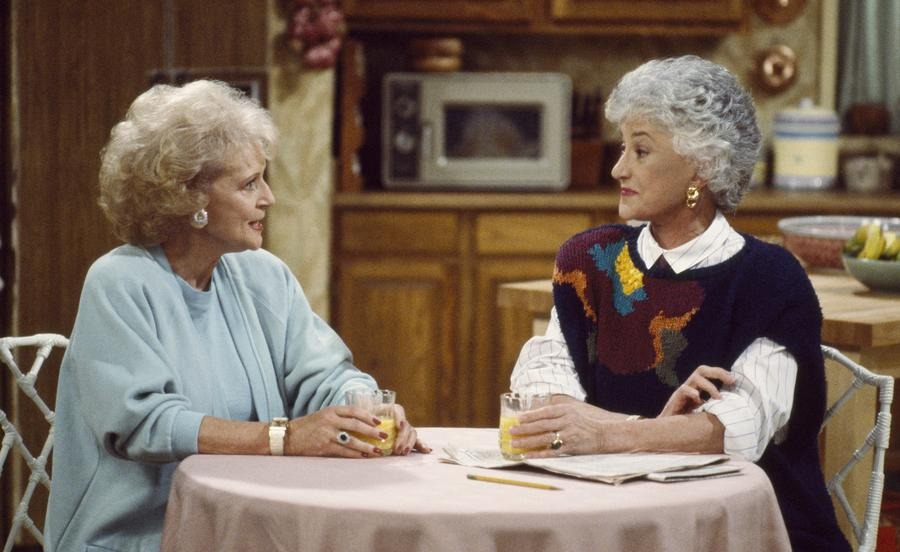 Dorothy Golden Girls pray for brains
