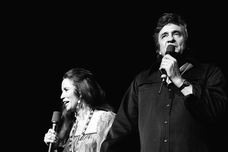 Johnny and June work together