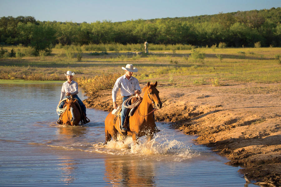 Wildcatter Ranch The South S Charming Inns Southern Living