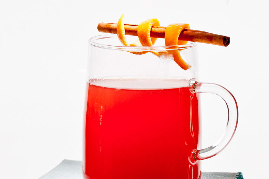 Pineapple Cranberry Wassail