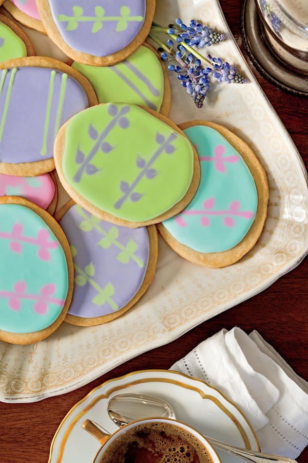 Recipe for easter cookies