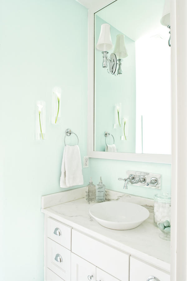 Generous Cleaning Bathroom With Bleach And Water Thin Briggs Bathtub Installation Instructions Rectangular Decorative Bathroom Tile Board Bath Remodel Tile Shower Old Small Country Bathroom Vanities BlueBathroom Tile Suppliers Newcastle Upon Tyne Choose Calming Colors   65 Calming Bathroom Retreats   Southern Living