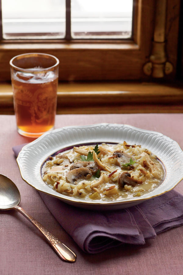 Southern living chicken soup recipe