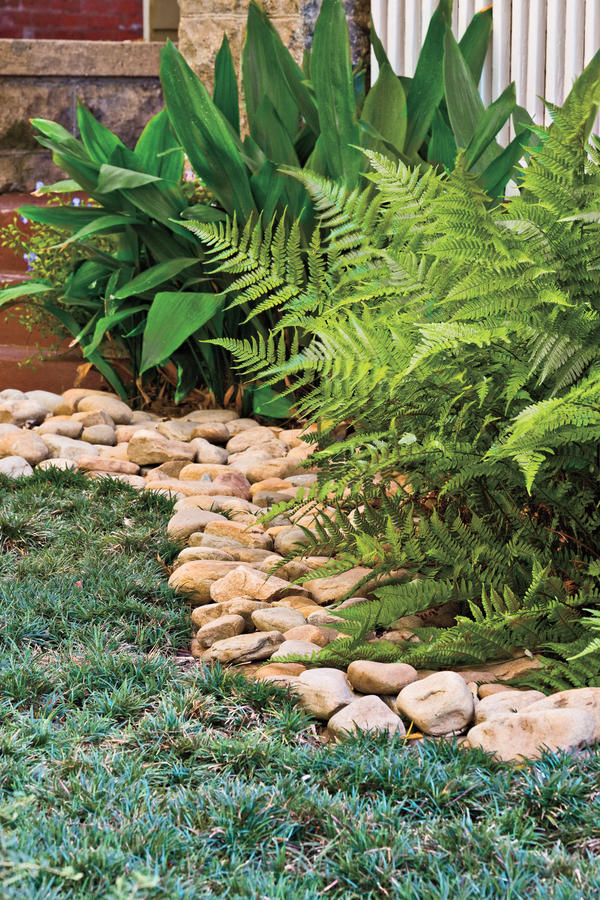 Decorative Garden Stones Easy No Mow Lawns Southern Living