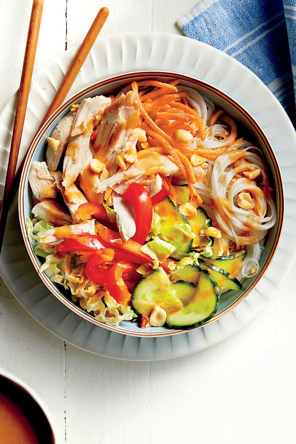 Easy asian noodle recipes