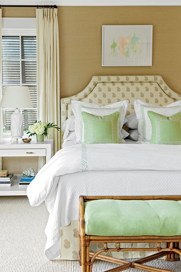 A bedroom should be many things  the home to a comfortable bed  a room that  shows off your personality  a place to read and unwind  Of all these  things. 10 Tricks to Make Your Bedroom Feel Extra Cozy   Southern Living