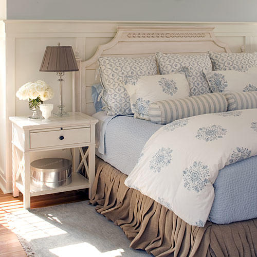 Relaxing Tones - Master Bedroom Decorating Ideas - Southern Living