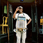 "New Orleans Jazz Musician: ""Washboard"" Chaz Leary"