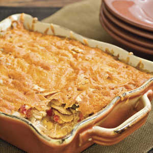 Cheese Casseroles