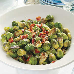 Quick Way to Cook Brussel Sprouts