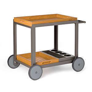 Alfresco Bar Cart