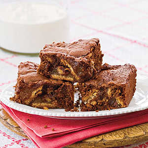 Pecan Pie Brownies