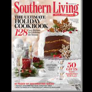 December Cover Image for White Cake Bake Off
