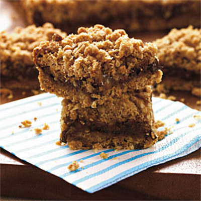 Best Cookies Recipes: Oatmeal Carmelitas Recipes - Sweet and Festive ...