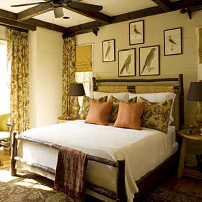 Master Bedrooms Rustic Retreat Master Bedroom Decorating Ideas Southern Living